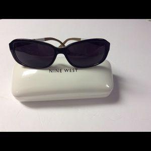 Nine West Prescription +1.00 Sunglasses With Case
